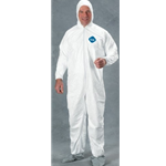 Tyvek Coverall Hood & Boot