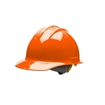 Gerdau Logo Hard Hat Orange