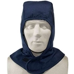 Navy Insulated 3 Layer Hood