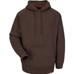 Men's Pullover Hoodie Bark Brown