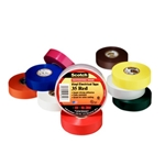 "Electrical Tape 3/4"" x 66' Roll Blue"