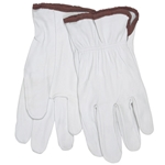 Drivers glove, Premium Grain Goatskin Leather, Straight Thumb