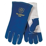 Blue Welder Glove