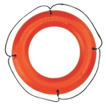 "Orange 30"" Ring Buoy"