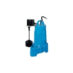 Barnes SP33VF 1/3 HP Vertical Float Automatic Sump Pump