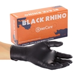 Black Rhino Powder Free Nitrile Glove