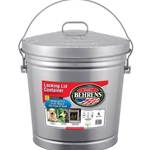 Behrens 6106 6 Gallon Locking Lid Can