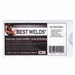 Best Welds # Sp-2 ( 901-Sp-2 ) Bw 2X4 1/4 100% Cr-39 Cover Lens