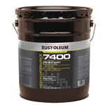 5 gal. Navy Gray High Gloss Oil Interior/Exterior Paint