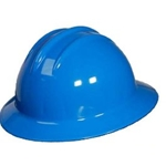 Model C33R full brim hard hat Kentucky blue