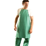 "Green Welding Apron 24"" x 36"""